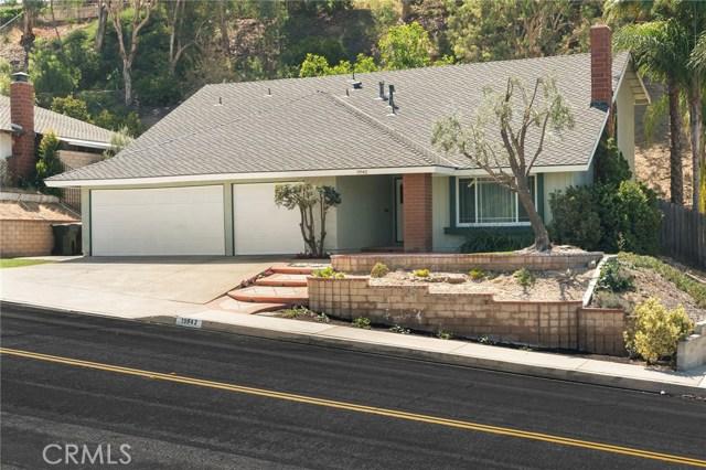 19942 Canyon Drive, Yorba Linda, California