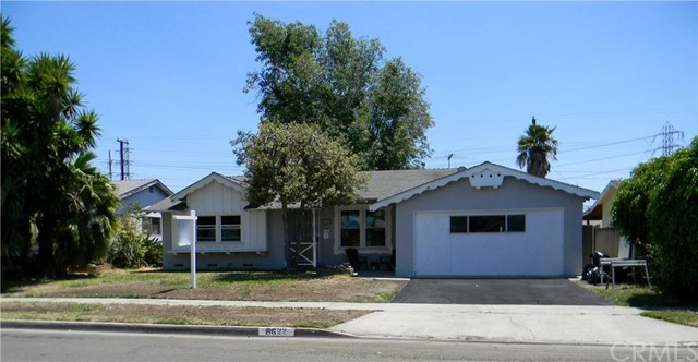 Single Family Home for Sale at 8622 Harriet St Stanton, California 90680 United States