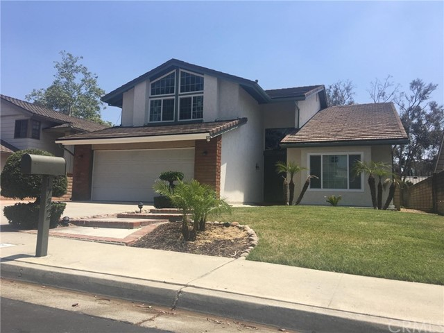 Single Family Home for Rent at 1752 Berkshire Drive Fullerton, California 92833 United States