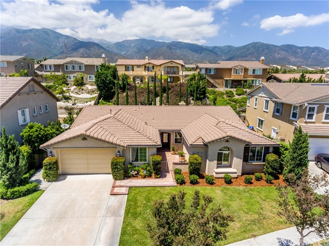 12258 Mountain Ash Court Rancho Cucamonga, CA 91739 - MLS #: CV17001654