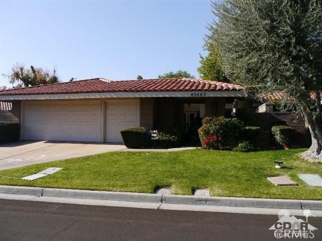Condominium for Sale at 45463 Delgado Drive 45463 Delgado Drive Indian Wells, California 92210 United States