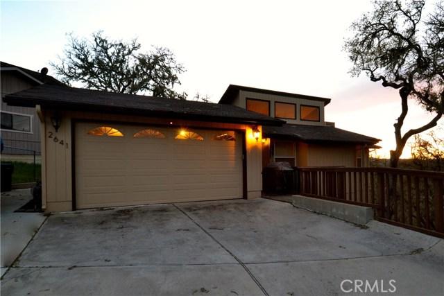 2641 Pine Ridge Road, Bradley, CA 93426