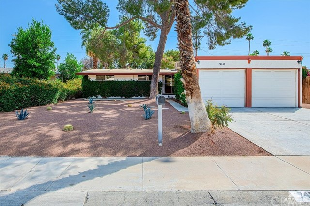 74040 Velardo Drive Palm Desert, CA 92260 - MLS #: 218010612DA
