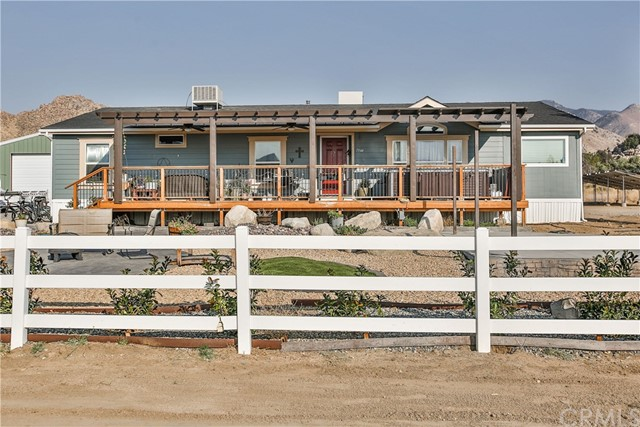 Detail Gallery Image 1 of 1 For 7944 Worthington St, Onyx,  CA 93255 - 4 Beds   2 Baths