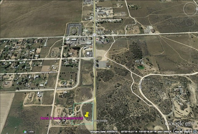 Land for Sale at Highway 371 Anza, United States