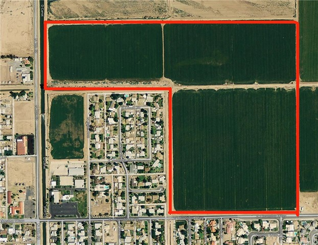 0 Chanslor Way & N. 7th St. Blythe, CA 92225 - MLS #: ND18134541