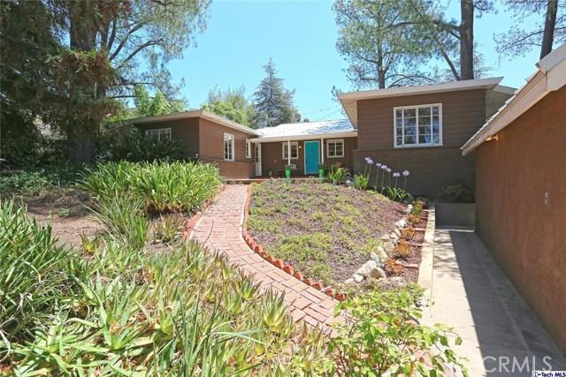 5010 Jarvis Avenue La Canada Flintridge, CA 91011 is listed for sale as MLS Listing 316009639
