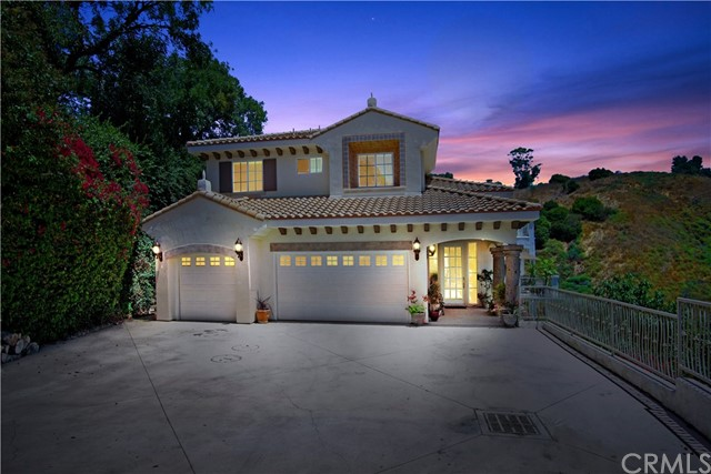 1121 Pinto Drive La Habra Heights, CA 90631 - MLS #: PW17170793