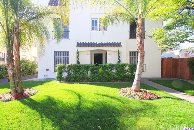 1414 Dixon Street Glendale, CA 91205 is listed for sale as MLS Listing 317002764