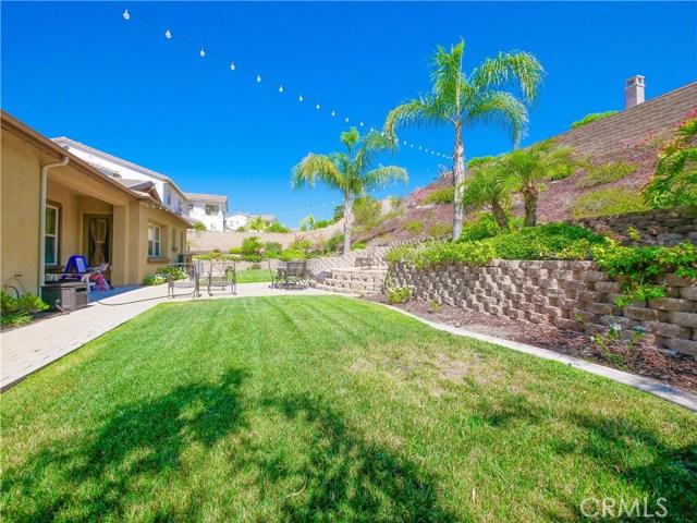 8204 Sunset Rose Drive Corona, CA 92883 - MLS #: OC17172162