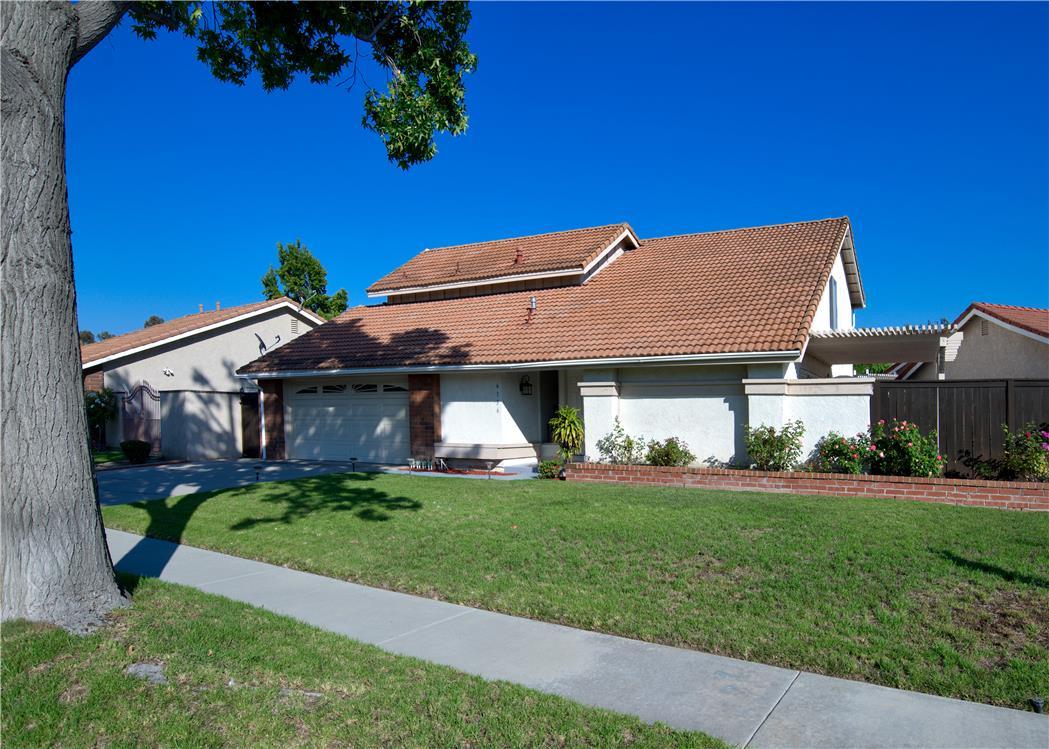 Single Family Home for Sale at 6136 E. San Lorenzo St Anaheim Hills, California 92807 United States