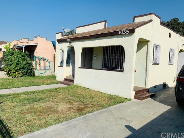 Detail Gallery Image 1 of 1 For 1035 Stockton, Compton,  CA 90221 - 2 Beds | 1 Baths
