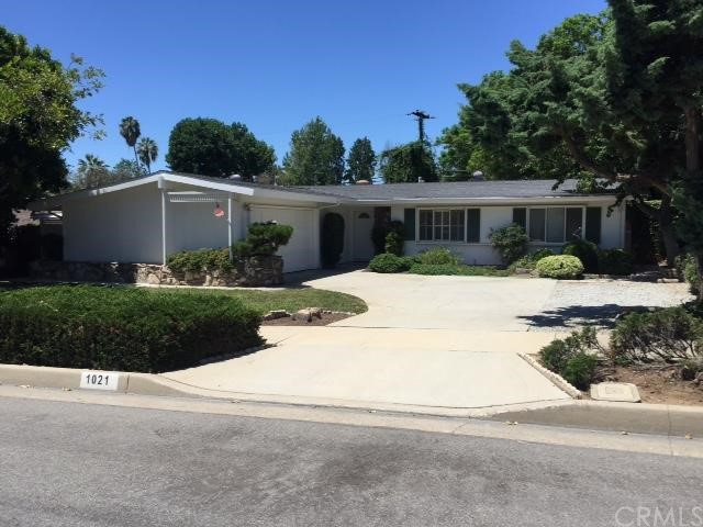 Single Family Home for Sale at 1021 Sierra Vista St La Habra, California 90631 United States
