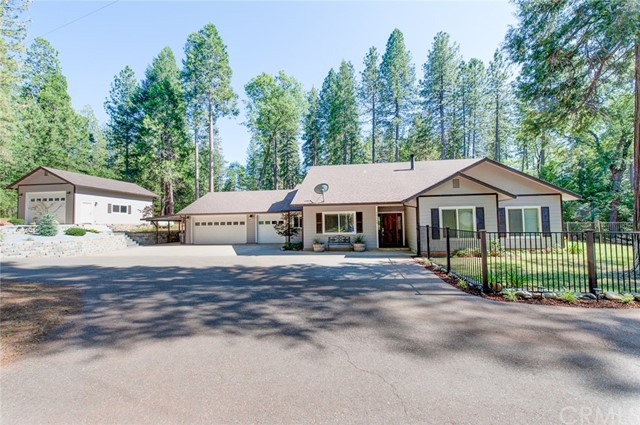 Single Family Home for Sale at 16168 Forest Ranch Road Forest Ranch, California 95942 United States