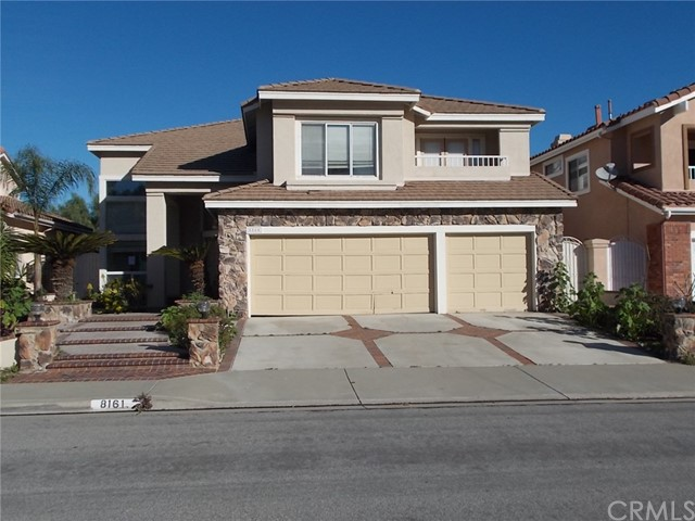 8161 E Marblehead Way Anaheim Hills, CA 92808 is listed for sale as MLS Listing PW17033645
