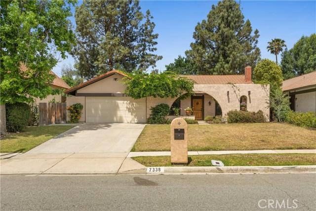 7338 Marine Rancho Cucamonga, CA 91730 - MLS #: CV18122900