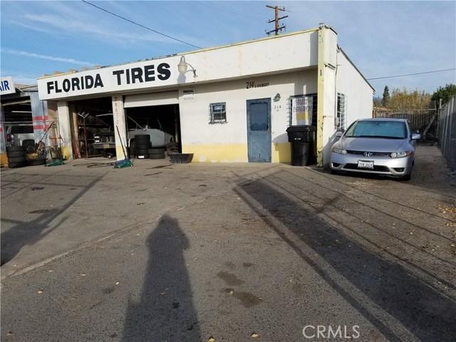214 S Gilbert Street Hemet, CA 92543 - MLS #: SW18000235