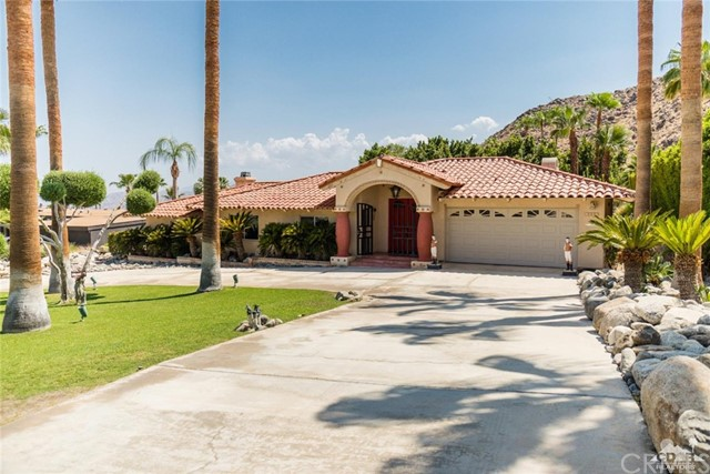 1033 Chino Canyon Road Palm Springs, CA 92262 - MLS #: 217024018DA