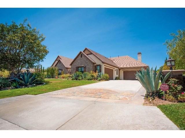 4195 Hidden Oaks Drive, Yorba Linda, CA, 92886