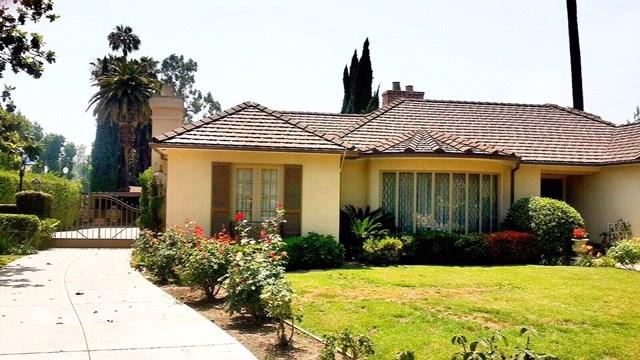 Single Family Home for Rent at 1555 Cambridge Road San Marino, California 91108 United States