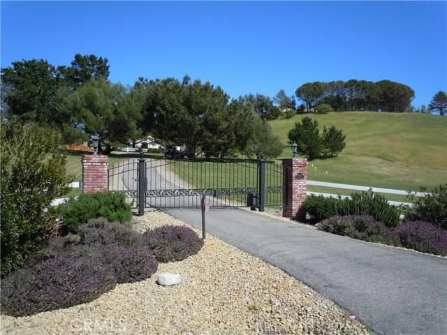 Single Family Home for Sale at 2435 San Fernando Road Atascadero, California 93422 United States