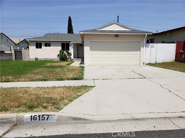 16157 Sigman Street, La Puente, CA, 91745