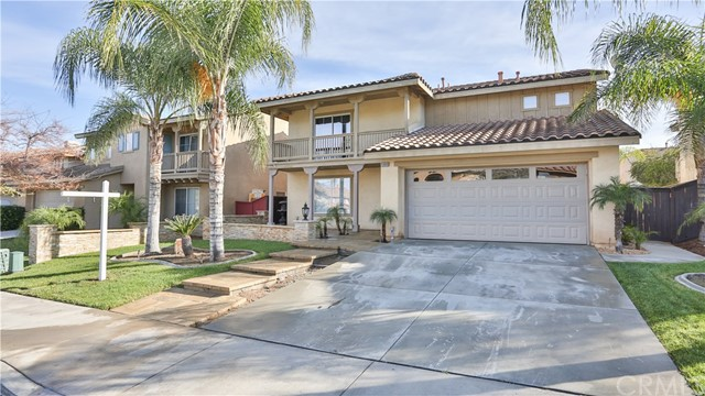 Single Family Home for Sale at 15668 Vista Del Mar Street Moreno Valley, 92555 United States