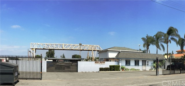 Industrial for Sale at 1393 S East End Avenue Pomona, 91766 United States