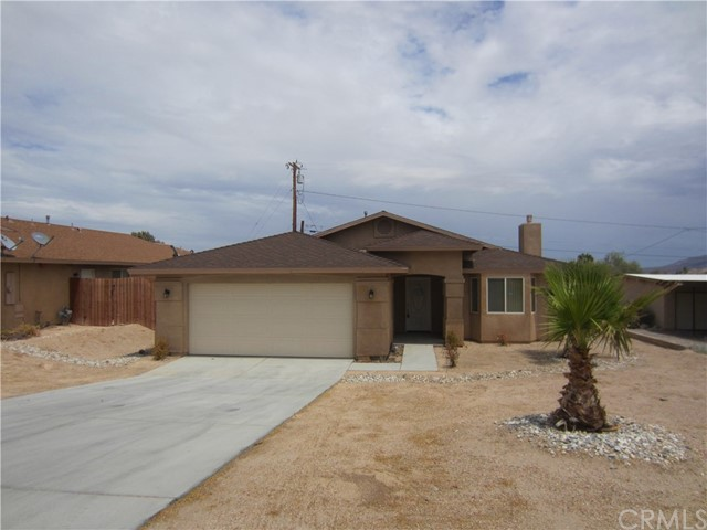 5953 Lupine Avenue, 29 Palms, CA, 92277