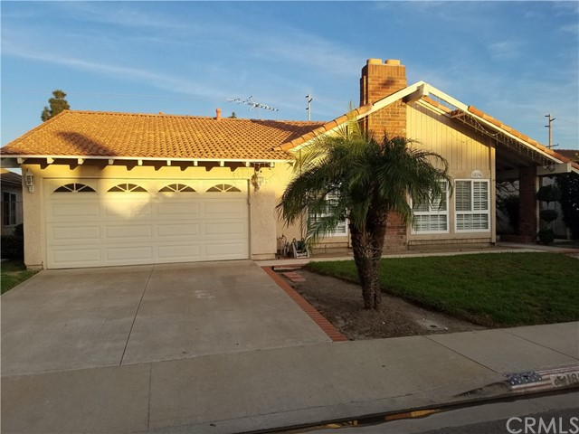 Single Family Home for Rent at 18196 Santa Adela Circle Fountain Valley, California 92708 United States
