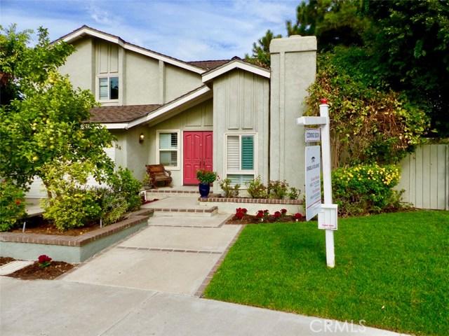 34 Deerwood East  Irvine CA 92604