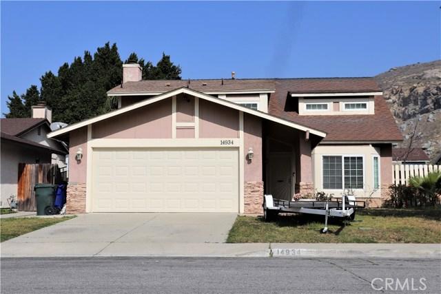 Photo of 14934 Woodcrest Drive, Fontana, CA 92337