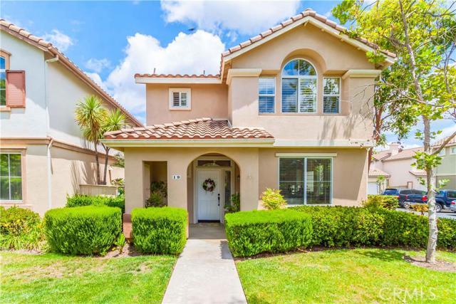 Single Family Home for Sale at 19 Paseo Brezo St Rancho Santa Margarita, California 92688 United States