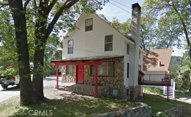 Single Family Home for Sale at 233 Glen Avon Dr Cedar Glen, California 92321 United States
