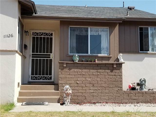11126 Ardath Avenue  Inglewood CA 90303