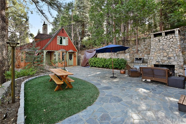 344 Castle Gate Road, Lake Arrowhead, CA 92352