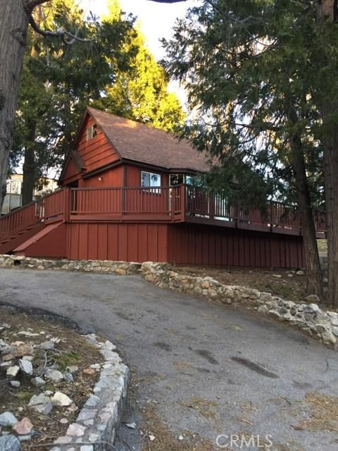 Single Family Home for Sale at 209 Glen Avon Drive Cedar Glen, California 92321 United States