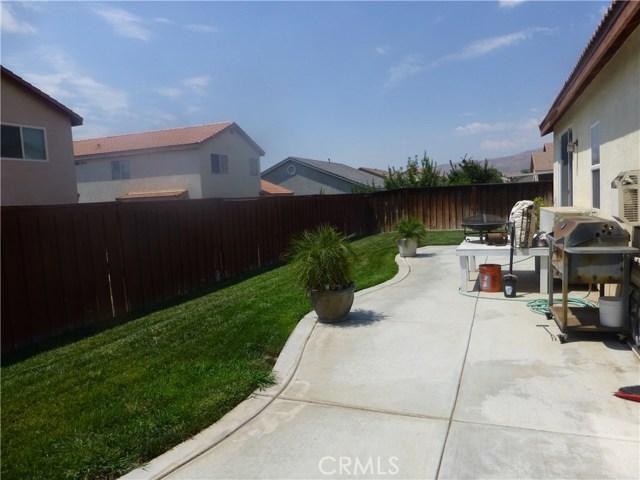 134 Twilight Court San Jacinto, CA 92582 - MLS #: EV17165092