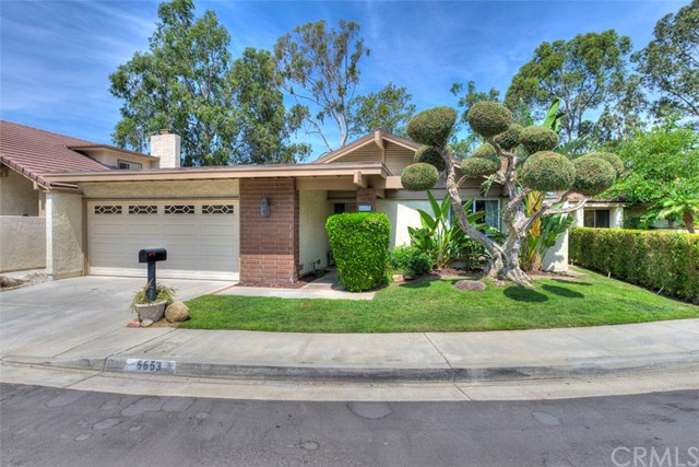 One of New Listing Anaheim Hills Homes for Sale at 6653 E Paseo Del Norte