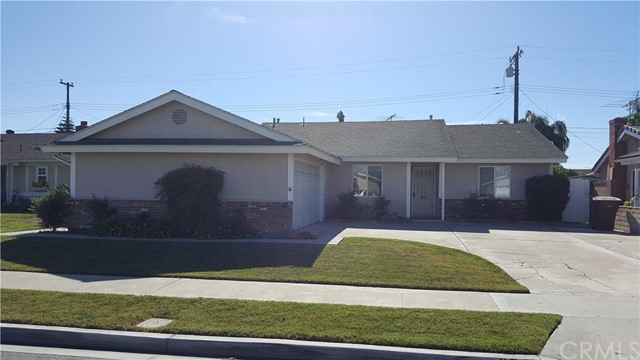 Single Family Home for Rent at 6542 Cerulean St Garden Grove, California 92845 United States