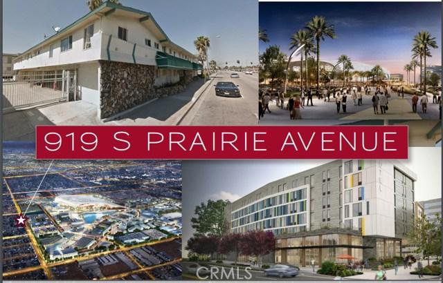919 S Prairie Avenue, Inglewood, CA 90301