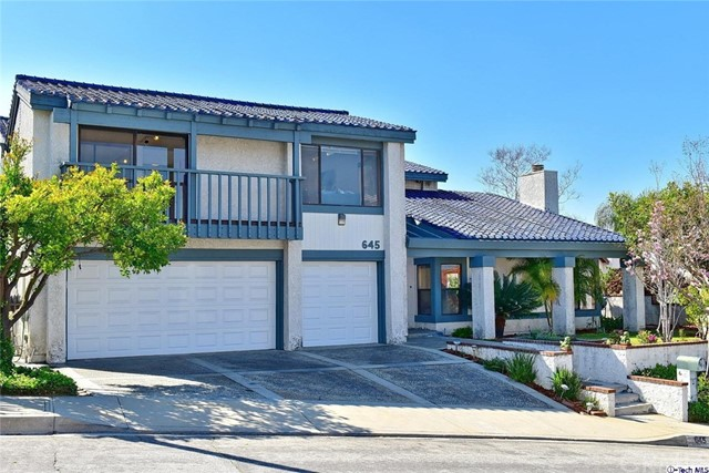 Single Family Home for Sale at 645 Barnum Way Monterey Park, California 91754 United States