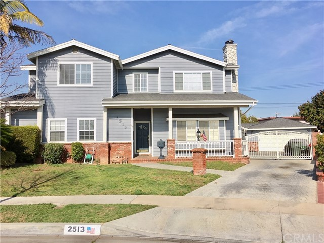 Single Family Home for Rent at 2513 W 227th Street 2513 W 227th Street Torrance, California 90505 United States