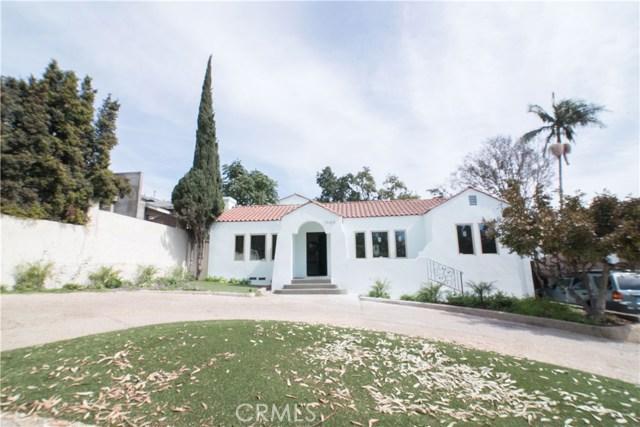 Single Family Home for Sale at 1940 Western Avenue N Los Feliz, California 90027 United States