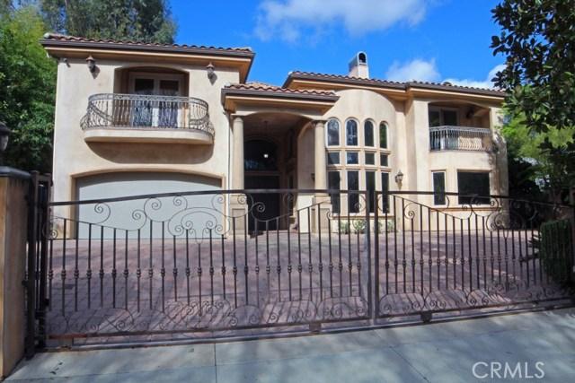 Photo of 4233 Woodcliff Road, Sherman Oaks, CA 91403