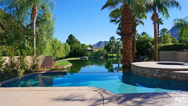 Single Family Home for Sale at 46302 Nandina Court 46302 Nandina Court Indian Wells, California 92210 United States