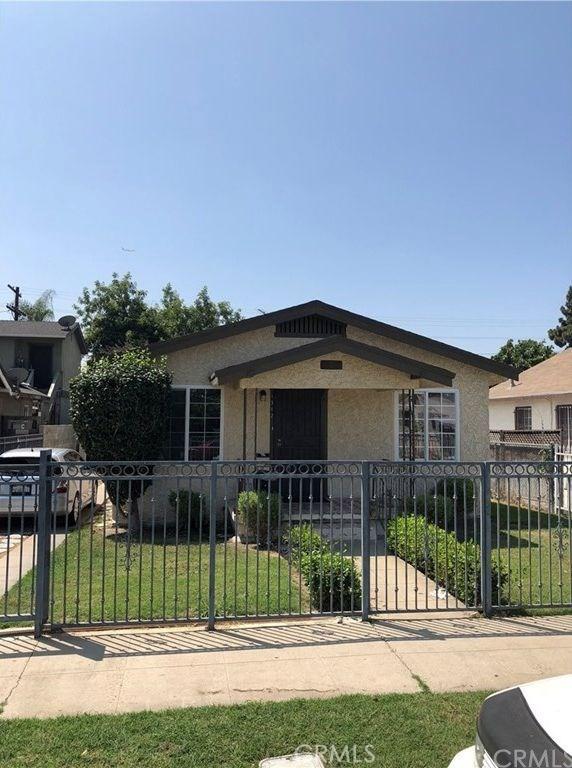 1312 W 65th Street Los Angeles, CA 90044 - MLS #: PW18267071