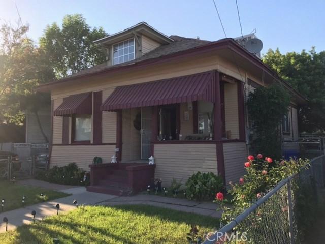 Single Family Home for Sale at 1016 2nd Street W San Bernardino, California 92410 United States