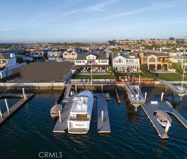 独户住宅 为 销售 在 26 Harbor Island 纽波特比奇, 92660 美国