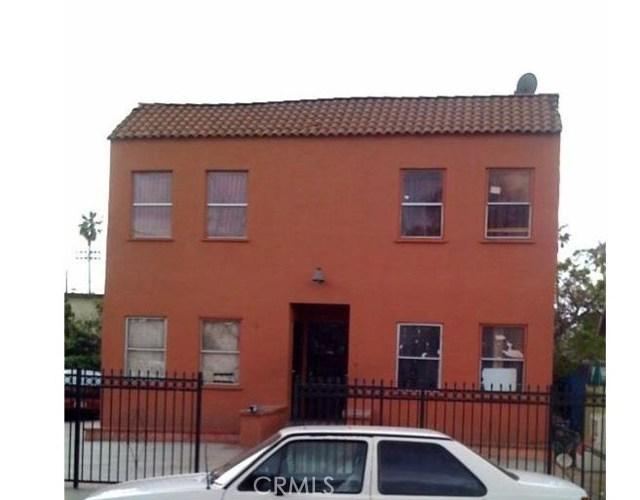 Casa Unifamiliar por un Venta en 1528 E 33rd Street Compton, California 90011 Estados Unidos